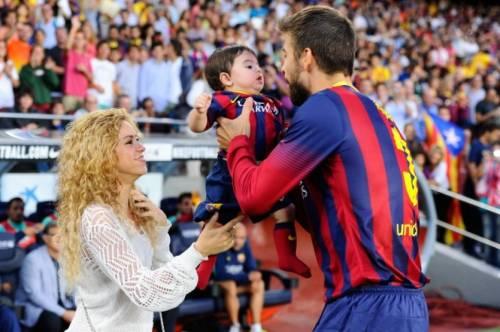 Shakira: Pike uchun eng muximi bu - oila !